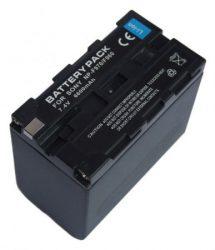 Sony NP-F960 / NP-F970 (6600mAh) utángyártott akku