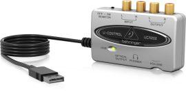 Behringer UCA202 (UCA-202) U-CONTROL USB-s audio interface