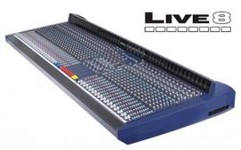 Soundcraft Live8-32 keverőpult