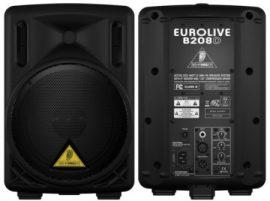 Behringer B208D EUROLIVE aktív hangfal