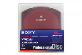 Sony PFD50DLA XDCAM Professional Optical Disc 50GB