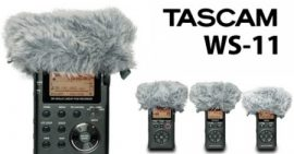 Tascam WS-11 (WS11) szélfogó