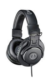 Audio Technica ATH-M30x zárt fejhallgató