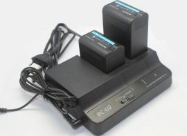 Sony BC-U2 utángyártott töltő (BP-U sorozatú akkukhoz)
