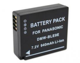 Panasonic DMW-BLE9 / DMW-BLE9E utángyártott akku