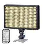 LED-336A Video Led lámpa + akkutöltő