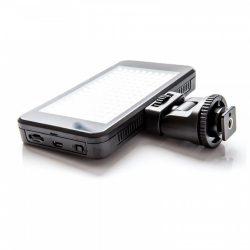 LED-VL011-150 LED videólámpa beépített akkuval