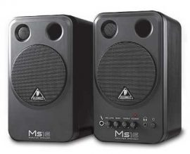 Behringer MS16 MONITOR SPEAKERS aktív hangfalpár