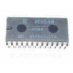 NE654N PRE-AMP.+DOLBY 24P. IC.