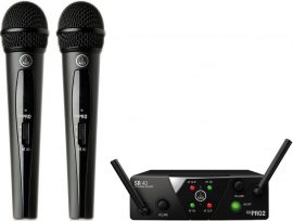 AKG WMS40 Mini2 Dual Vocal szett