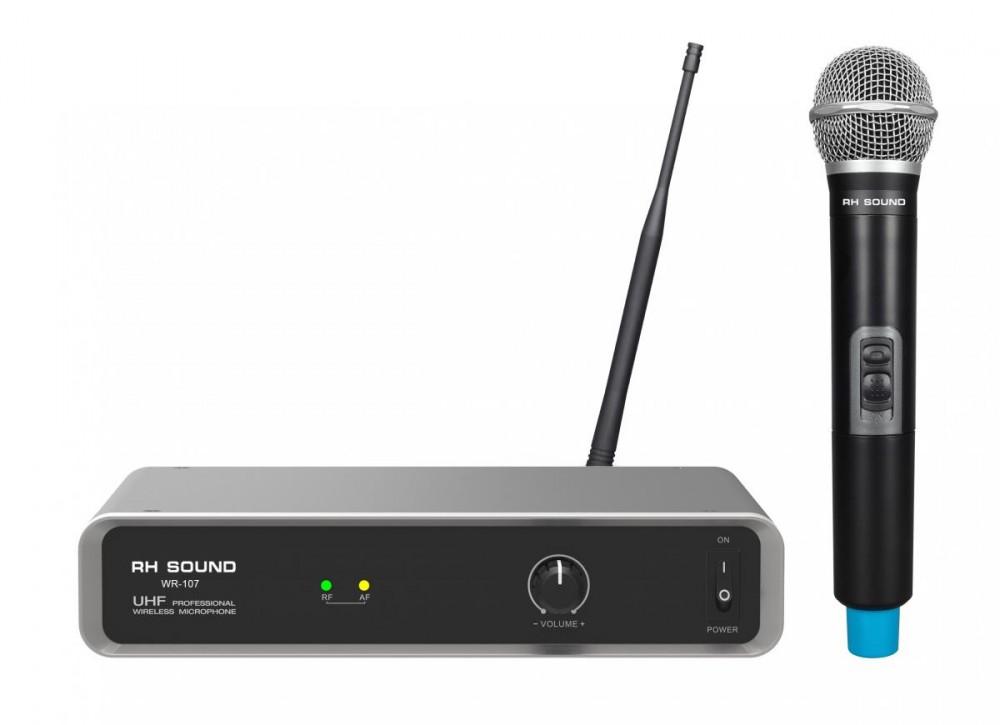 RHsound WR-107 új generációs kéz mikrofon szett - BBstudio 9e538835d2