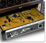 Behringer X-USB bővítőkártya X32-höz