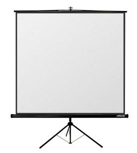 Reflecta Crystal Line Tripod 125x125 cm