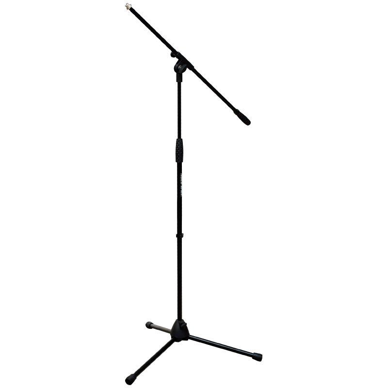 Voice-Kraft MS116 Gémes mikrofonállvány, fekete