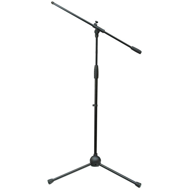 Voice-Kraft V-RSM180 Gémes mikrofonállvány, fekete