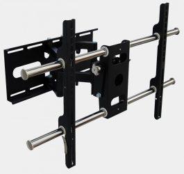 LCD/plazma dönthető és kihajtható fali tartó