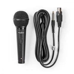 Nedis MIC25 dinamikus mikrofon + 5m kábel