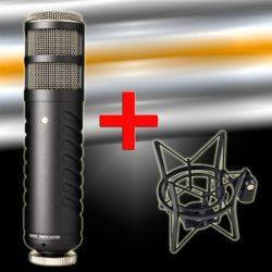 Rode Procaster mikrofon + PSM1 rezgésgátló fogó