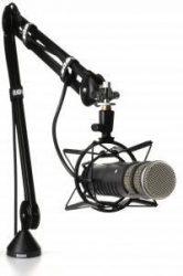 Rode Procaster mikrofon + PSA1 karos állvány + PSM1 fogó