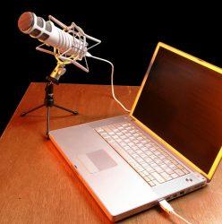 Rode Podcaster mikrofon + TRIPOD + PSM1 rezgésgátló
