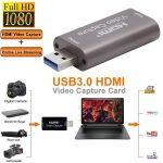 HDMI Video felvétel és élő közvetítés / LIVE STREAMING (1080P, 60Hz, USB3.0)