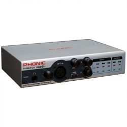 Phonic FIREFLY 302 PLUS 96kHz Digitális firewire interface
