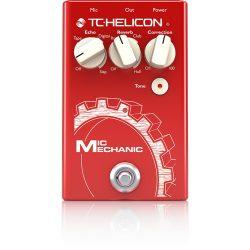 TC Helicon Mic Mechanic 2 zengető/visszhang pedál