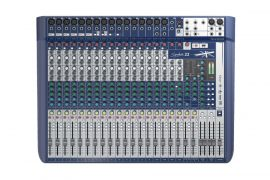 Soundcraft Signature 22 keverőpult USB-vel