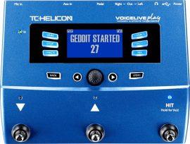 TC Helicon VoiceLive Play ének effekt