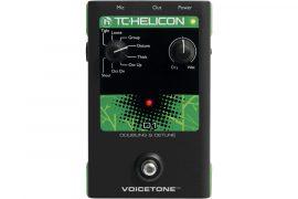 TC Helicon VoiceTone D1 szólam vastagító pedál
