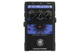 TC Helicon VoiceTone H1 harmónia effekt pedál