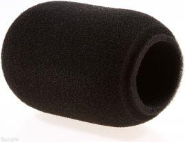 Shure A7WS Szélzsák SM7B mikrofonhoz, fekete