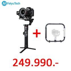 FeiyuTech AK4000 + FY-AK dupla kezes markolat