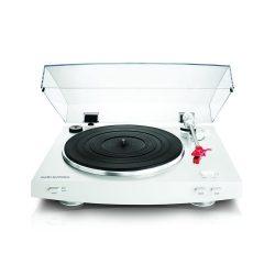 Audio Technica AT-LP3 automata bakelit lemezjátszó (fehér)