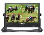 """SEETEC ATEM156 élő közvetítésű rendező-monitor 15,6"""" (4 HDMI bemenet és kimenet)"""