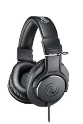 Audio Technica ATH-M20x zárt fejhallgató