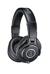Audio Technica ATH-M40X zárt fejhallgató (fekete)