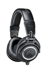 Audio Technica ATH-M50X zárt fejhallgató (fekete)