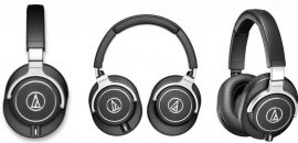 Audio Technica ATH-M70X zárt fejhallgató