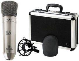 Behringer B-2 PRO DUAL-DIAPHRAGM STUDIO kondenzátor mikrofon
