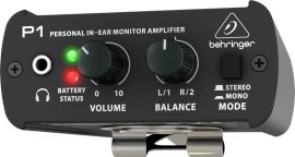 Behringer P1 Powerplay fejhallgató erősítő