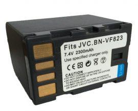 JVC BN-VF823U (2300mAh) Chip-es utángyártott akku