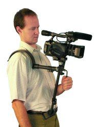 Balogh BVT profi kamera válltámasz