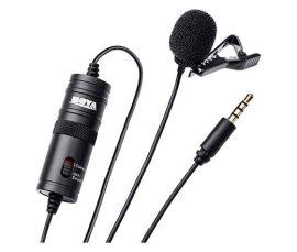Boya BY-M1 univerzális csíptetős mikrofon