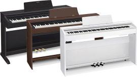 Casio PX-870 PRIVIA (több színben) digitális zongora