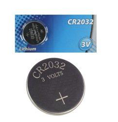 HQ CR2032 lithium elem 3V