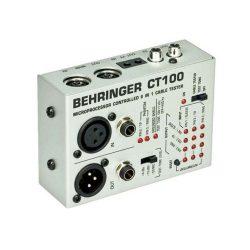 Behringer CT100 kábel tesztelő