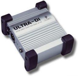 Behringer DI100 ULTRA-DI Di-Box