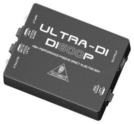 Behringer DI600P ULTRA-DI Di-Box