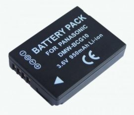 Panasonic DMW-BCG10 / DMW-BCG10E utángyártott akku